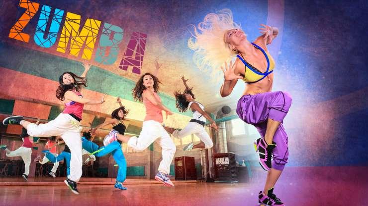ЗУМБА-ФИТНЕС – танц и вежбање во исто време