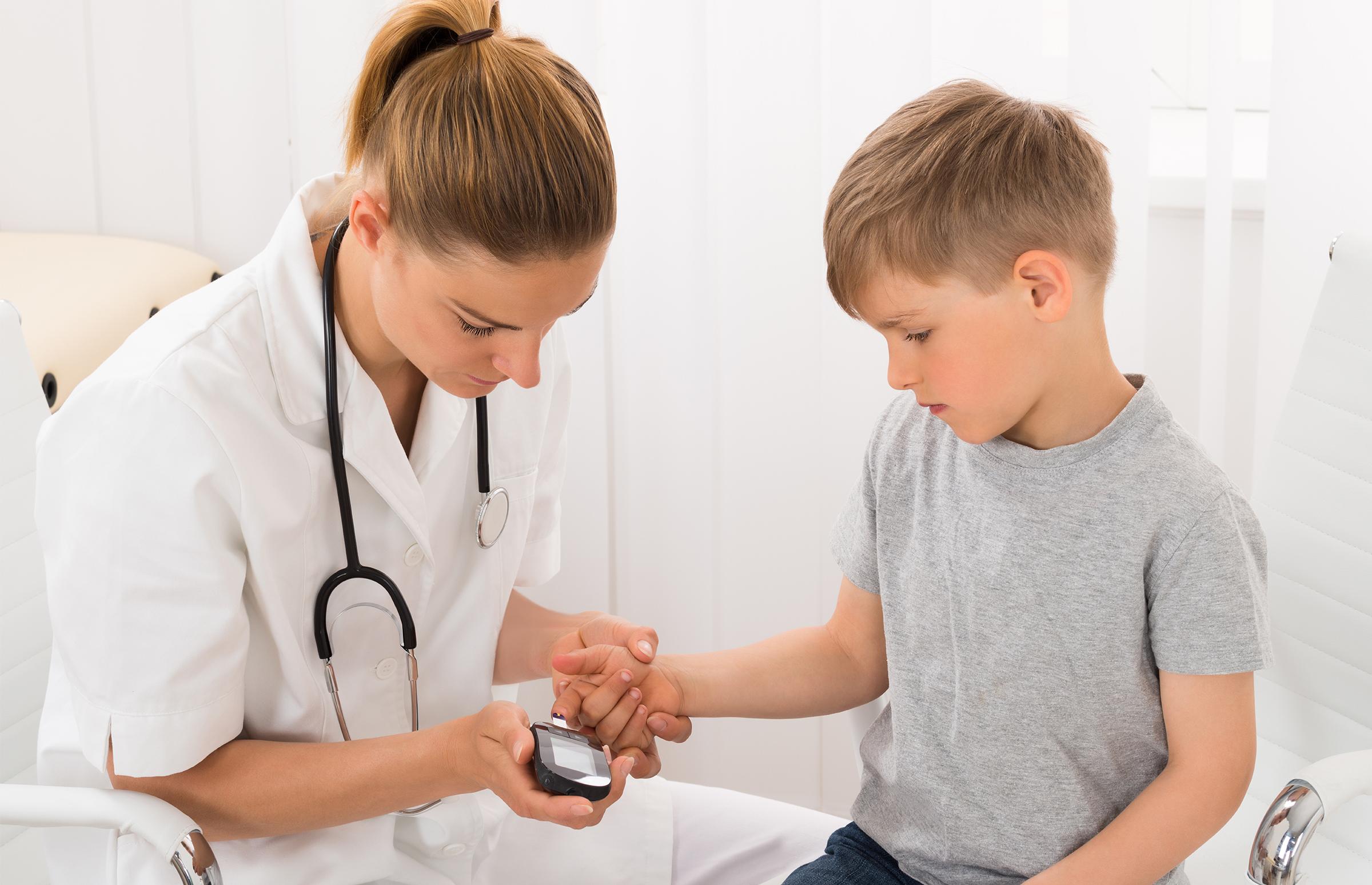 Дијабетес кај децата