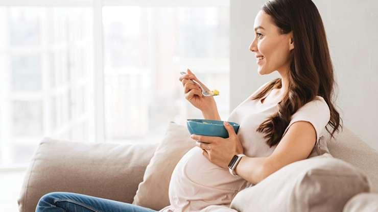 Бременост – Исхрана и животен стил