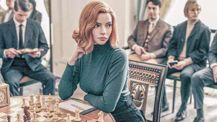 """Што во слободно време? – ПОГЛЕДНЕТЕ ЈА ТВ-СЕРИЈАТА """"The Queen's Gambit"""""""