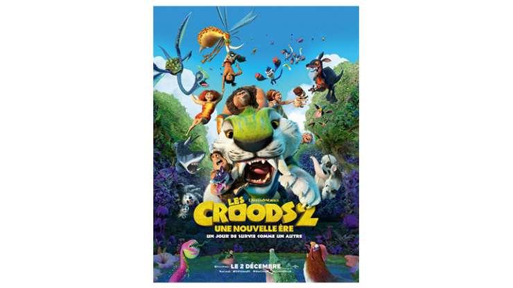Çfarë në kohën e lirë? – FILM I ANIMUAR The Croods: New Age